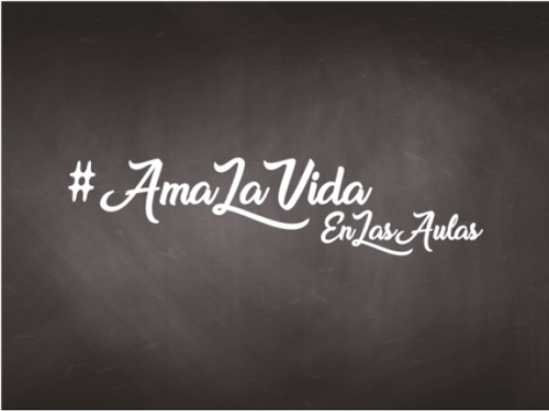 Programa #AmaLaVidaEnLasAulas salud mental