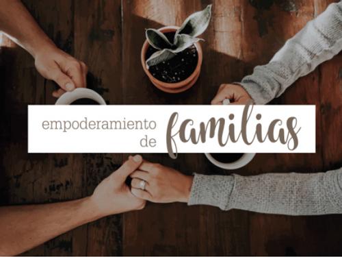 Programa Empoderamiento de Familias de Federació Salut Mental