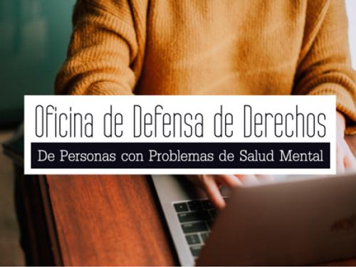 Oficina de Defensa de Derechos para Personas con Problemas de Salud Mental